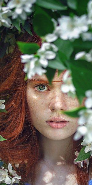 Health information hidden in our hair